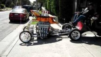 So-Called Wildest Hot Rod Ever: What A Bizarre Creation!