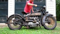 1928 Model Henderson DeLuxe Motorcycle Is Gonna Make You Fall For Vintage Motorcycles