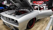 Medusa: V10 Powered 1971 Model Stunning Plymouth Barracuda Street Machine