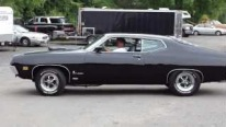 429cu 650HP V8 Powered 70' Ford Torino Cobra is an Absolute Badass