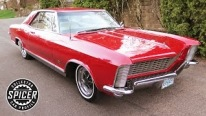 Passion for Classics: 1965 Buick Riviera Looks Stunningly Beautiful