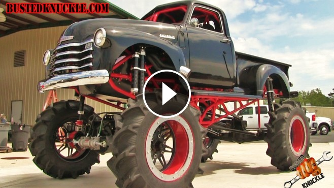 The Sickest Mud Truck Ever 1300hp 540 Big Block Powered