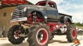 The Sickest Mud Truck Ever: 1300hp 540 Big Block Powered 1950 Chevrolet Stepside