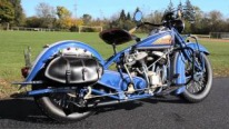 Ancient 1938 Indian Chief Motorcycle Turns Into a Masterpiece after Multi-Year Restoration Process