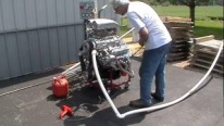 Ingenuity and Dedication Gave Birth to Badass Chevy Small Block 383 Stroker Engine