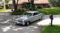 The Dream for Every Classic Lover: Eye-Catchingly Beautiful 1966 Chevrolt Nova II