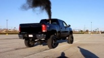 Enthusiastically Screamin' Twin Turbo Duramax Power Is Gonna Make Your Day