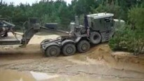 Her Majesty the King of All Off-Road Military Trucks Shows Its Strikingly Impressive Being!