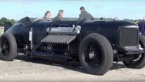 "An Exclusive Example of Advanced Engineering: Chris William's 42 Litre 1500hp Packard Bentley Special ""Mavis"""