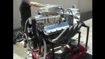 1500+Hp Big Block Chevy Blown Alcohol Engine Makes the Coolest Sound Ever!