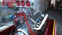 Extremely Powerful 1800+Hp 572 Keith Black Blown Alcohol Engine Makes Sweet Music for Your Ears