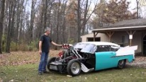 Badass 4000hp 1955 Chevrolet Race Car Sounds Literally Awesome!