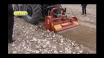 A Different But Absolutely Excellent Kind of Stone Breaking Machine From Turkish Farmers