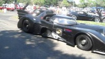 Badass Boeing Jet Turbine Powered Batmobile Looks and Sounds Simply Splendid-Must See!!!