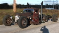 Urban HillBilly Videos Presents: Badass International Truck is Perfectly Customized by Big Nasty Custom Rods