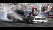 A Great Team of Amazing Machines Making 8000 HP Do Breathtaking Burnouts