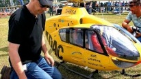 The Biggest Largest and Definitely the Coolest R/C Helicopter on the Planet