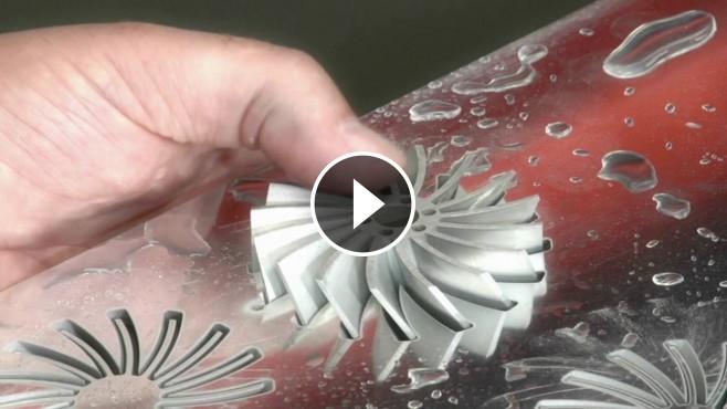 Brilliant Waterjet Cutting Machine Using High Pressure