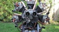 Great Homemade Project: How to Make and Start Up a Fully Functioning Radial Engine Out Of Volkswagen Parts