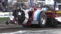 Strikingly Powerful 4000hp 18-Cylinder Radial Truck Shows Off at Roude Léiw Tractor Pulling Event