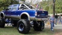 Insanely Impressive Custom Built Ford F250 Super Duty Truck Catches All Eyes On