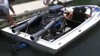 R.I.P Headphone Users: Extra-Extremely Load Jet Boat That Literally Roars