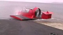 Unbelievable Vehicle: UH-19XRW Hoverwing Ground Effect Hovercraft