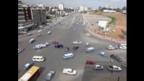 Ethiopia's Meskel Square is the Home of the World's Most Insane Intersection-Must See!!!