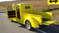 1946 Ford Pickup Hot Rod Is Gonna Amaze You With All of Its Details