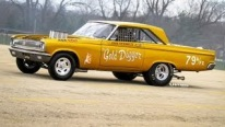 8.88@150Mph 426 Hemi Powered 1965 Model Dodge Coronet Looks Simply Gorgeous