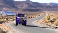 Chuck Brinkley's Incredibly Cool Kenworth 825 Truck Cruises on the Roads Like a Boss