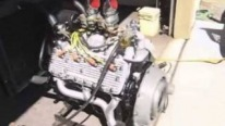 Old is Always Better: 1949 Model Mercury Flathead V8 Engine with 88' Isky Full Race Cam Runs Flawlessly
