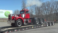 12V71 Detroit Diesel Powered Gorgeous Brockway 360 Truck Went Through a Great Restoration Process