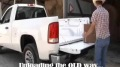 Brilliantly Designed Truck Tailgate Hideaway System Makes the Loading/Unloading Easier Than Ever!