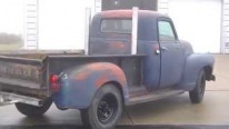 353 Detroit Diesel Powered 1951 Chevrolet Pickup Roars Just Like a Lion-Must See!!!