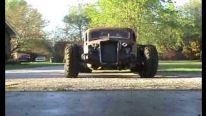 1935 4X4 Rat Rod Project Looks Flawless With All of Its Flaws!!!