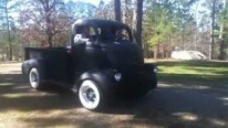 Chevrolet Does the Best: Well Treated 1941 Chevrolet COE Pickup Truck Is Simply Stunning