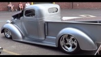 Liquid Steel: A Truly Mesmerizing Chevrolet Street Truck That Definitely Deserves Its Name