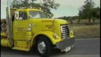 Gorgeous 1950 GMC 950 671 Detroit Diesel Truck Filmed Back in 1997