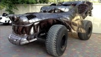 Compilation of Homemade Vehicles That Will Blow Your Mind with Their Crazy Design and Unexpected Functionality
