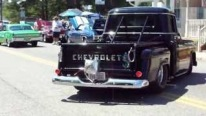 632 Big Block Chevrolet Pro Series Drag Race Engine Gives Truck a Mind Blowing Ride