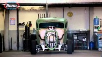 V8 Powered Ford 34 Drag Rat Built to Perfection Does Sick Burnouts-Must See!!!