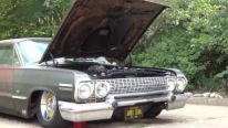 Rusty Cruiser: 454 Big Block Powered 1963 Chevrolet Impala