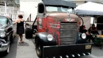 Very Rare 1941 Dodge Cabover Truck Has Exclusively Beautiful Details