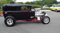 Insanely Cool Blown Supercharged Ford Hot Rod Will Amaze You For Sure!