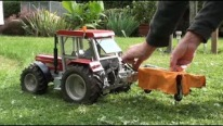 World's Smallest Lawn Mower That Actually Mows!