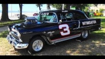 Dale Earnhardt's 1955 Chevrolet Caught on Camera at Crusin' The Coast