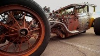 Brand-New Rat Rod with Breathtaking Details to Cheer Up a Special Member of WelderUp Family
