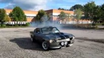 1967 Mustang Elanor Fastback Makes Some Sick Drifts