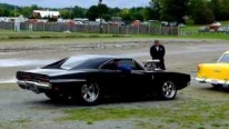 1969 Dodge Charger with Massive 572 Big Block Sounds Good, Really Good!